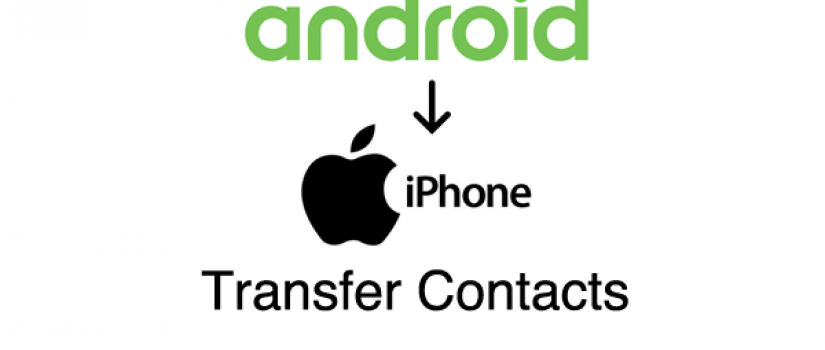 How to transfer phone contacts from Android to iPhone | Wirefly
