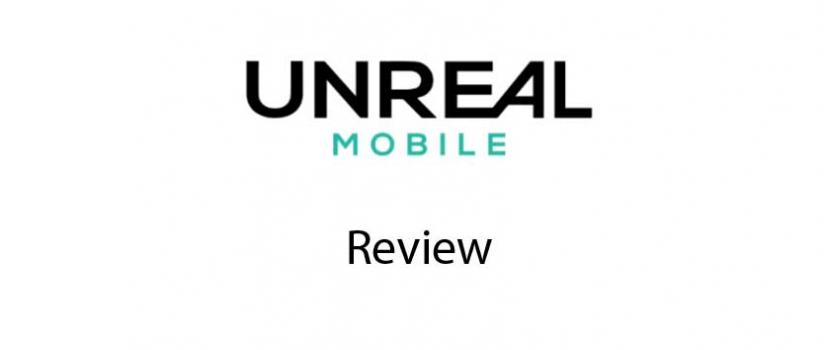 UNREAL Mobile Review 2019 | Wirefly