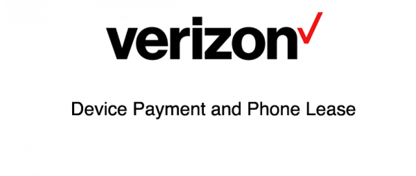 Verizon financing