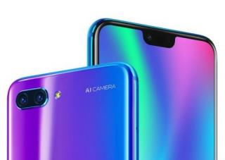 Introducing Huawei's Honor 10 phablet