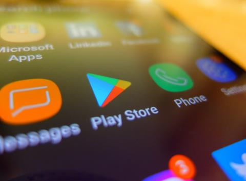 Google bans close to 600 apps from Play Store