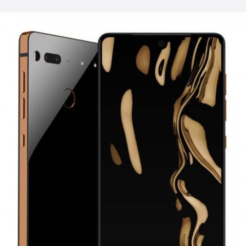 Check out the new limited edition colors of the Essential Phone