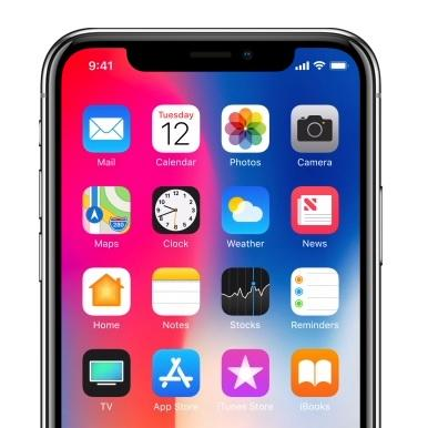 Smartphone Sales to Grow for the First Time Since 2015, Thanks to the iPhone X