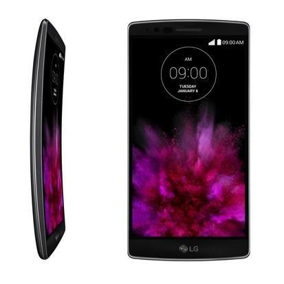 LG Introduces The Curved Phone G Flex 2