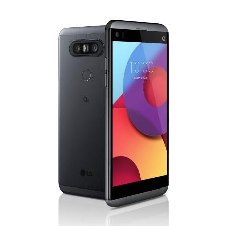 Here Comes The Q8: LG's New IP67 Smartphone