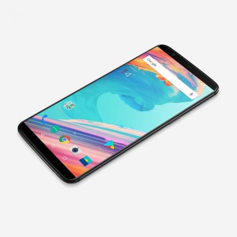 Introducing the OnePlus 5T