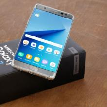 Samsung's Galaxy Note 8 To Be Announced Next Month?