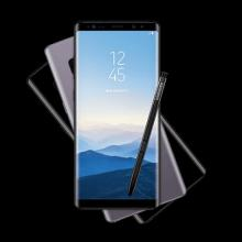 Samsung Officially Unveils Galaxy Note 8 Phablet