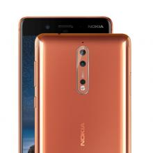Introducing The Nokia 8: The First Android Flagship Device From Nokia