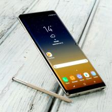 T-Mobile Launches Galaxy Note 8 Deal
