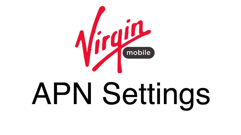 Virgin Mobile USA APN Settings | Wirefly